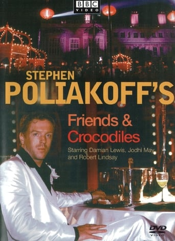 Poster of Friends and Crocodiles
