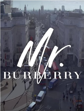 Poster of Mr. Burberry