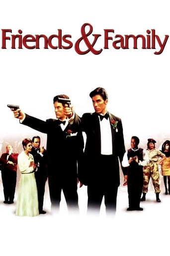 Poster of Friends and Family