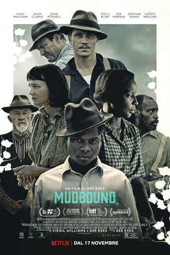 Poster of Mudbound