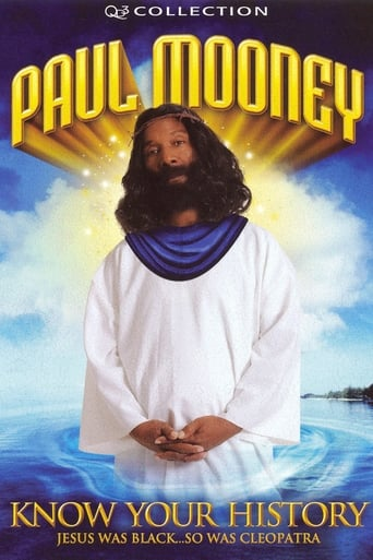 Poster of Paul Mooney: Know Your History - Jesus Is Black... So Was Cleopatra