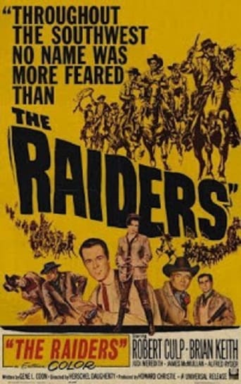 Poster of The Raiders