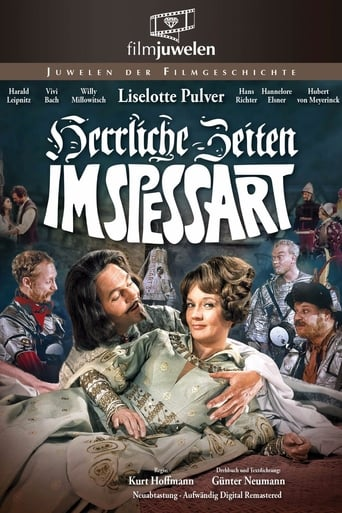 Poster of Glorious Times in the Spessart