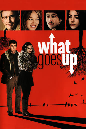 Poster of What Goes Up