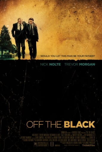 Poster of Off the Black