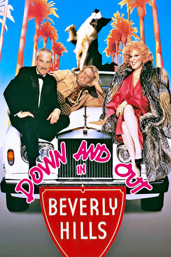 Poster of Down and Out in Beverly Hills