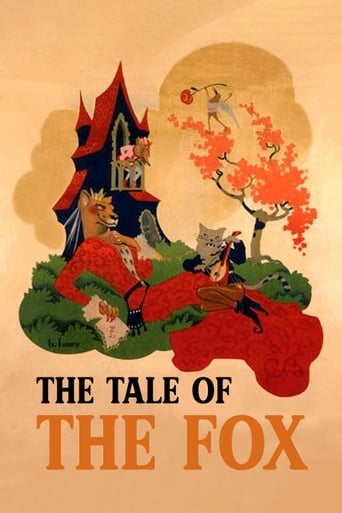Poster of The Tale of the Fox