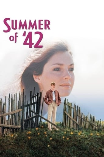 Poster of Summer of '42