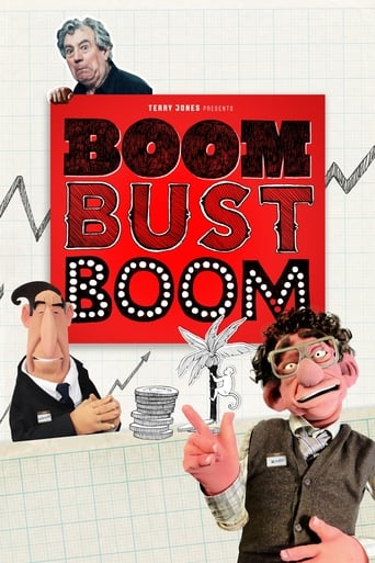 Poster of Boom Bust Boom
