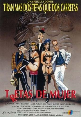 Poster of Tretas de mujer