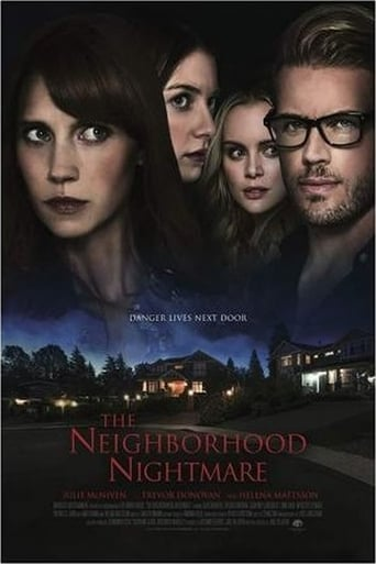 Poster of The Neighborhood Nightmare