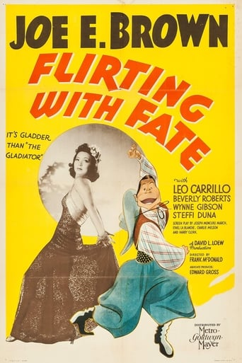 Poster of Flirting with Fate