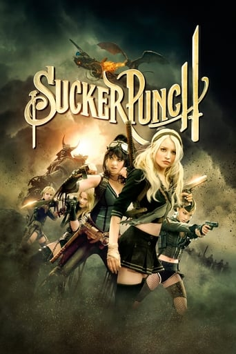Poster of Sucker Punch