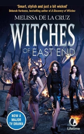 Poster of Witches of East End