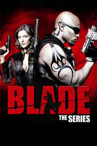 Poster of Blade - The Series