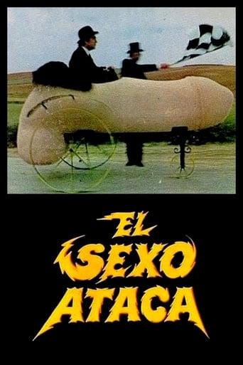 Poster of El sexo ataca (1ª jornada)