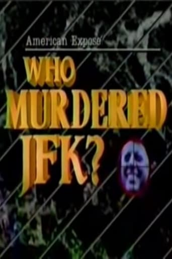 Poster of American Expose: Who Murdered JFK?