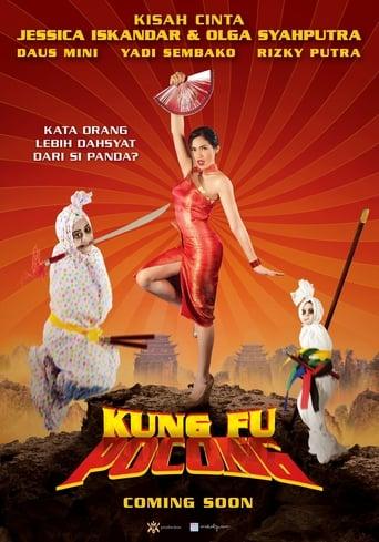 Poster of Kungfu Pocong Perawan