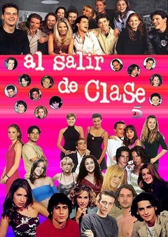 Poster of Al salir de clase