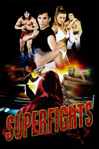 Poster of Superfights