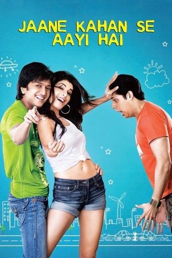 Poster of Jaane Kahan Se Aayi Hai
