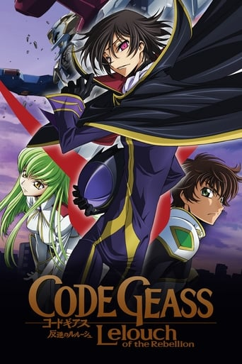 Poster of Code Geass: Lelouch of the Rebellion