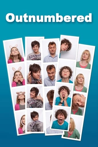 Poster of Outnumbered