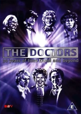 Poster of The Doctors: 30 Years of Time Travel and Beyond