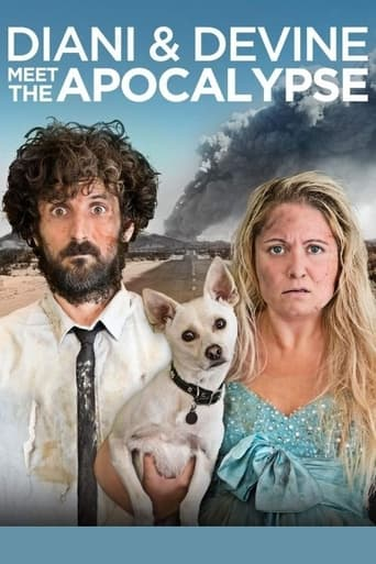 Poster of Diani and Devine Meet the Apocalypse