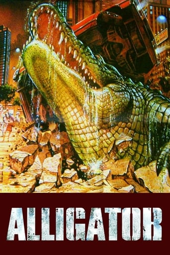 Poster of Alligator