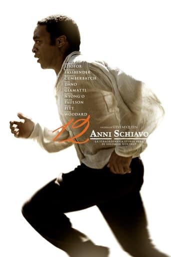 Poster of 12 anni schiavo
