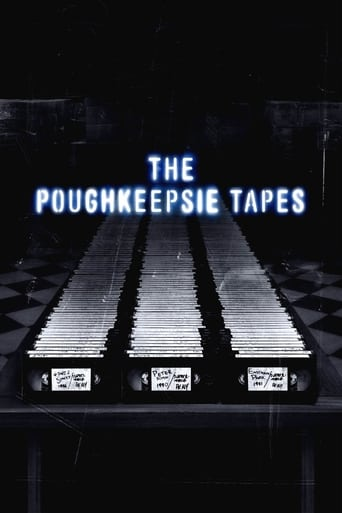 Poster of The Poughkeepsie Tapes