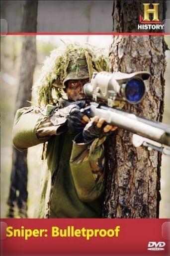 Poster of Sniper: Bulletproof