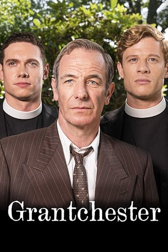 Poster of Grantchester