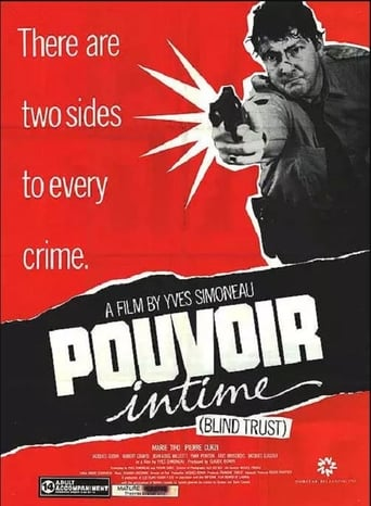Poster of Pouvoir intime