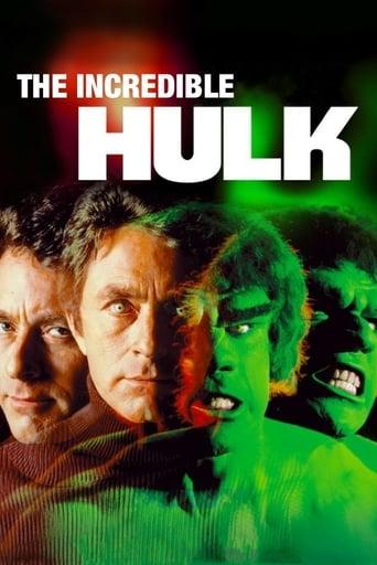 Poster of The Incredible Hulk