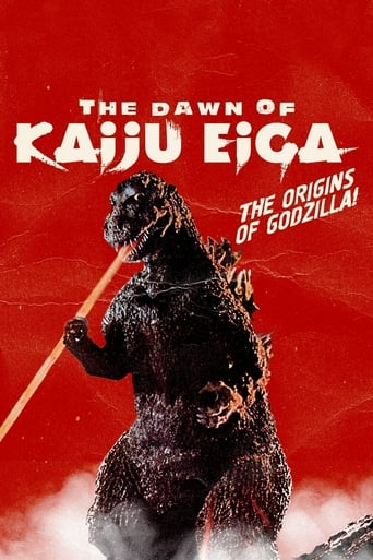 The Dawn of Kaiju Eiga