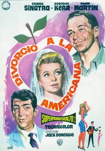 Poster of Marriage on the Rocks