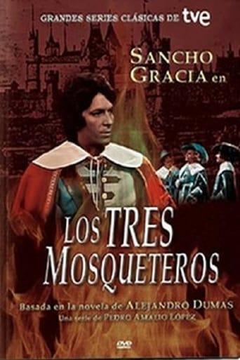 Poster of Los tres mosqueteros