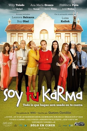 Poster of Soy tu karma