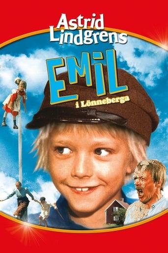 Poster of Emil in Lonneberga