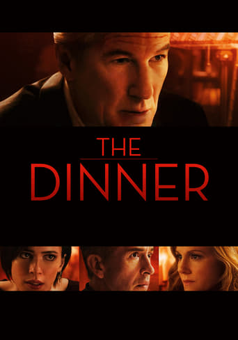 Poster of The Dinner