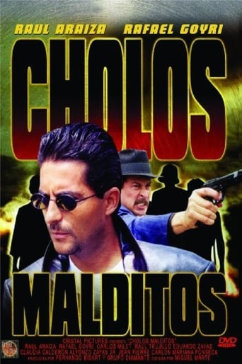 Poster of Cholos Malditos