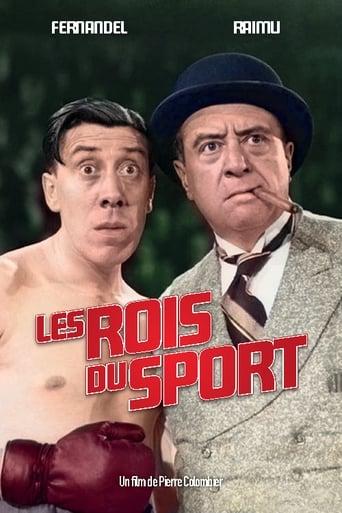 Poster of Les Rois du sport