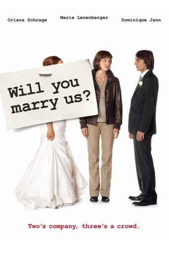 Poster of Will You Marry Us?