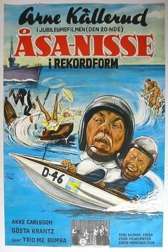 Åsa-Nisse i rekordform