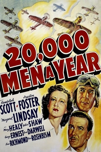 Poster of 20,000 Men a Year