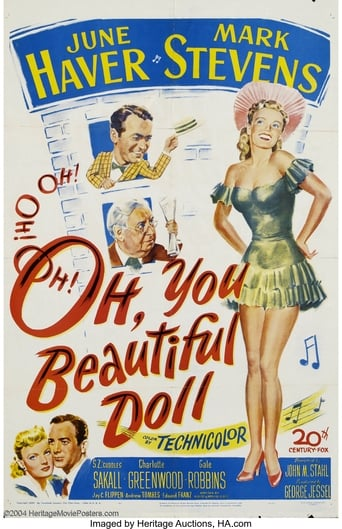 Poster of Oh, You Beautiful Doll