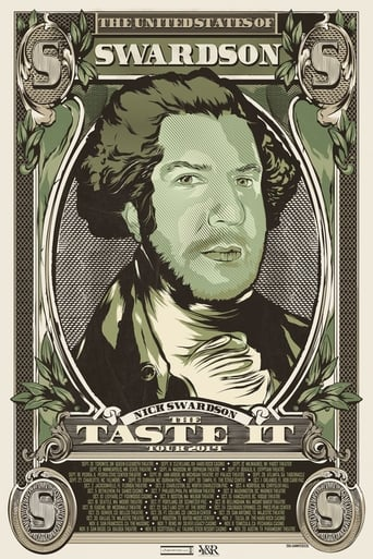 Poster of Nick Swardson: Taste It