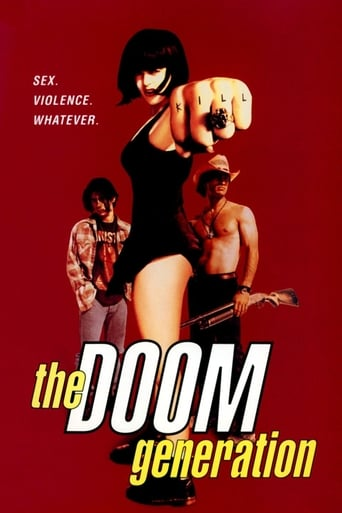 Poster of The Doom Generation